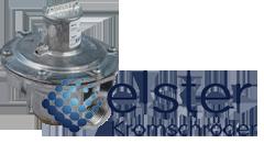 Регуляторы давления газа GDJ Elster Kromschroeder