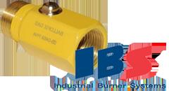 Кран регулирования расхода газа и воздуха GEH IBS (Industrial Burner Systems)