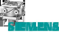 Газовый клапан Siemens VGG, VGF, VGH, VGE