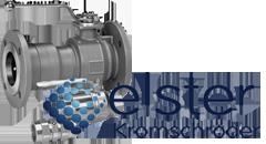 Шаровые краны Elster Kromschroeder с термозащитным устройством серии TAS и AKT...TAS