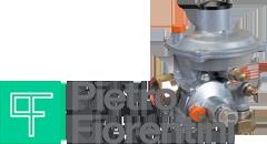 Бытовые регуляторы давления Pietro Fiorentini серии FE 6, FE 10, FE 25, FE 50