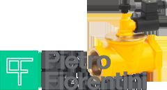 Клапаны предохранительно-запорные (ПЗК) Pietro Fiorentini EV 400, EV 406
