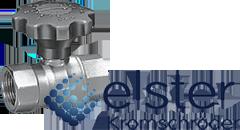 Кран регулирования расхода газа Kromschroder GEH, GEHV, LEH