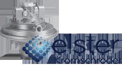 Регуляторы соотношения давления и расхода GIK и GIKH Elster Kromschroeder