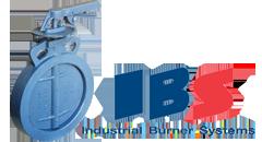Дроссельные клапаны серии K...H IBS (Industrial Burner Systems)