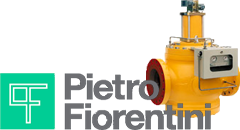 Клапан предохранительно-запорный (ПЗК) Pietro Fiorentini HBC 975