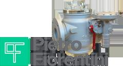 Клапан предохранительно-запорный (ПЗК) Pietro Fiorentini SCN