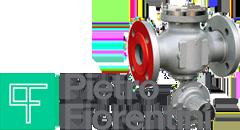 Клапан предохранительно-запорный (ПЗК) Pietro Fiorentini DILOCK