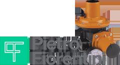 Регулятор давления газа Pietro Fiorentini серия HP 100
