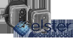 Датчик-реле давления воздуха DL Elster Kromschroeder